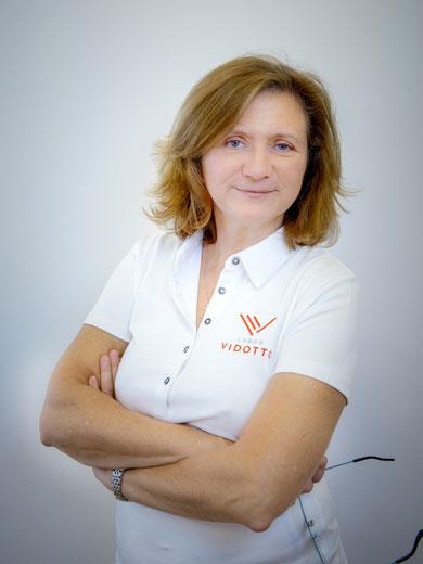 Dr Claudia Vidotto